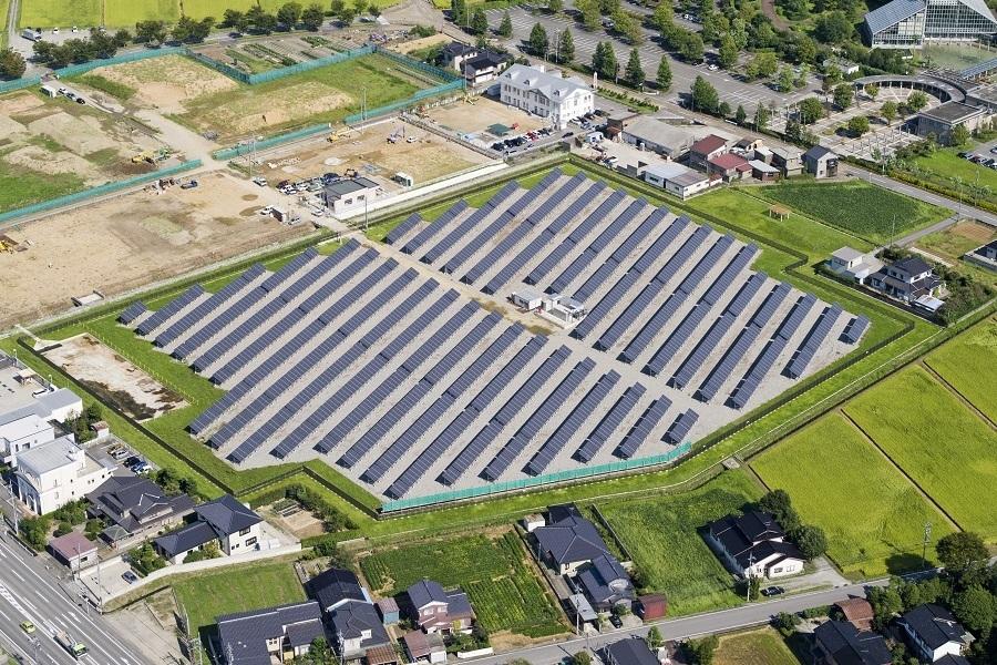 富山太陽光発電所