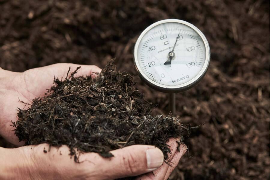 資源を「堆肥」に利活用
