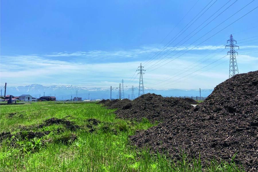 「堆肥」をつかったアグリ事業