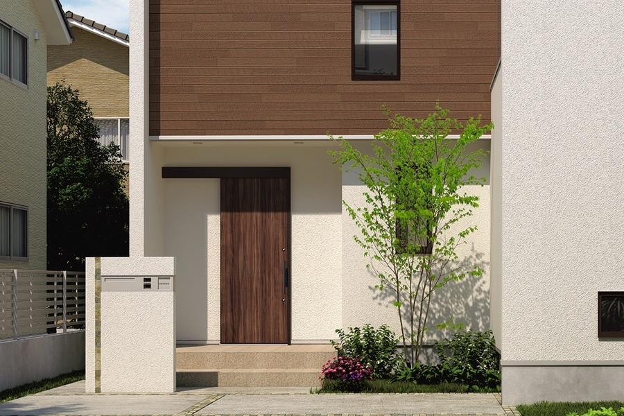 「ファノーバSD」 昨今の住宅外観のトレンドにマッチするデザインとカラーを充実させた、優れた断熱性のスライディングドア